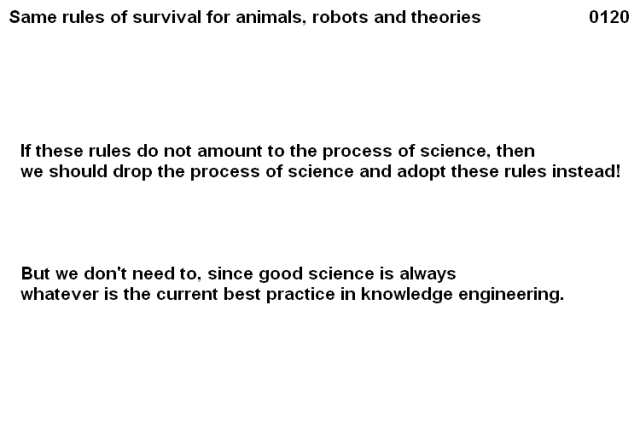 0120 Same rules of survival for animals, robots and theories 02