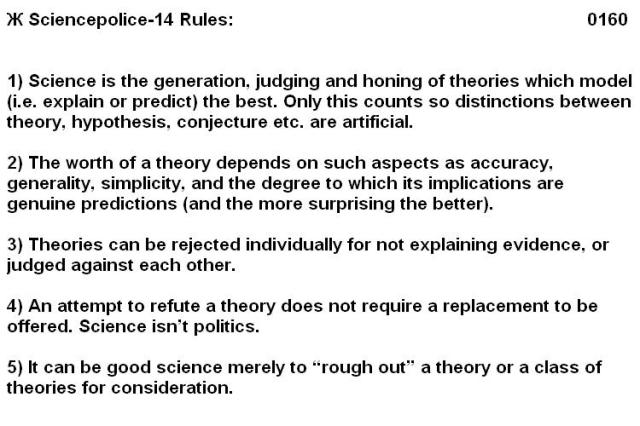 0160 Sciencepolice rules 02